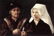 An Elderly Couple cdfg, GOSSAERT, Jan (Mabuse)